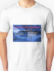 Wuthering Heights Figurative Language Unisex T-Shirt