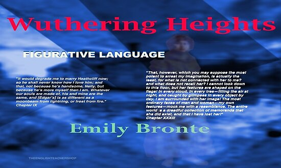 figurative language in wuthering heights The project gutenberg etext of wuthering heights by emily bronte #2 in  looks  have language, the merest idiot might have guessed i was.