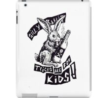 Silly Rabbit iPad Case/Skin