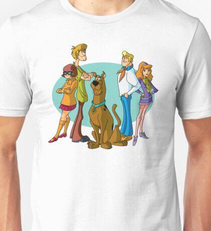 Scooby Gang Unisex T-Shirt