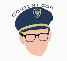 Content Cop vector T-Shirt