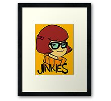 Velma Framed Print