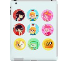 ADVENTURE TIME dots iPad Case/Skin