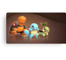Pokemon!! Canvas Print