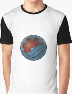 Korrasami symbol Graphic T-Shirt