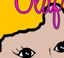 The Golden Girls Sticker