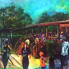 Australia Day - Agnes Water Tavern  by tola