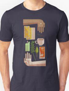 Tarot - Passé, présent et futur Unisex T-Shirt