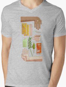 Tarot - Passé, présent et futur Mens V-Neck T-Shirt
