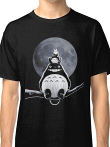 Totoro Moon Classic T-Shirt