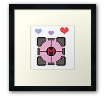 It's Sentient! Framed Print