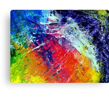 Original Abstract Art #199 - My Art Series Canvas Print