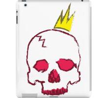 Skull crown iPad Case/Skin
