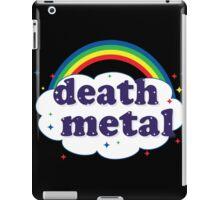 Death Metal iPad Case/Skin