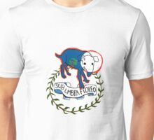 Belize Tapir (Transparent) Unisex T-Shirt