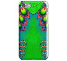 Neon Mantis Shrimp iPhone Case/Skin