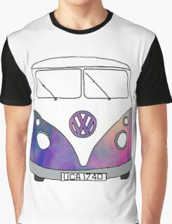 volkswagen bus Graphic T-Shirt