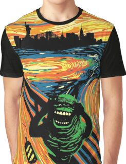 Slimers Scream Graphic T-Shirt