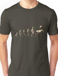 The evolution is FABULOUS Unisex T-Shirt