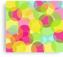 Classics Series - Bright Canvas Print