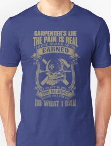 Carpenter T-shirt Unisex T-Shirt