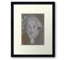A Mind Uncommon Framed Print