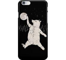 Bear Jordan iPhone Case/Skin