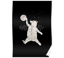 Bear Jordan Poster