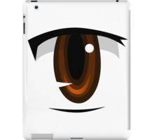 Anime Eye iPad Case/Skin