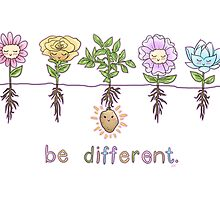 Be Different by sakibatch