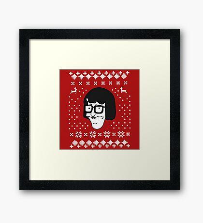 Tina Framed Print