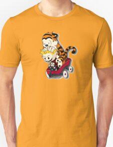 Calvin And Hobbes Good Times T-Shirt