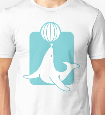 Snow Seal Unisex T-Shirt
