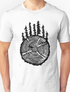 the wisdom is in the trees T-Shirt