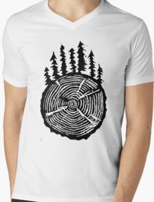 the wisdom is in the trees Mens V-Neck T-Shirt