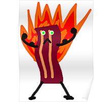 Bacon Man! Poster