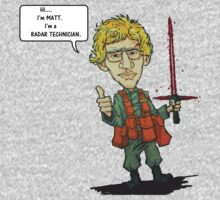 MATT The Radar Technician - Adam Driver SNL Star Wars by Bma1970