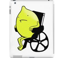 Sandy Lemons Logo iPad Case/Skin