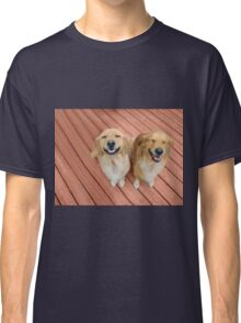 ✿♥‿♥✿   U Sure Do Crack Me UP ..THANKFUL FOR ANIMALS OUR PETS THAT MAKES US SMILE✿♥‿♥✿    Classic T-Shirt