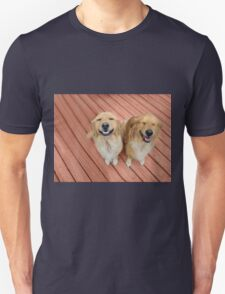 ✿♥‿♥✿   U Sure Do Crack Me UP ..THANKFUL FOR ANIMALS OUR PETS THAT MAKES US SMILE✿♥‿♥✿    Unisex T-Shirt