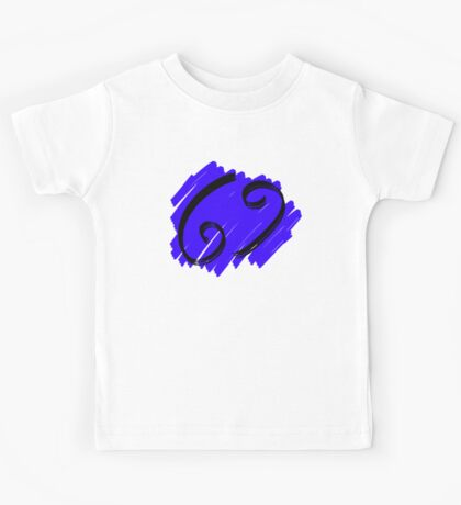 Water Sign - Cancer Kids Tee