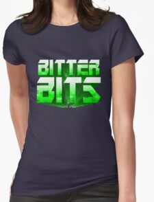 Bitter Bits Womens Fitted T-Shirt