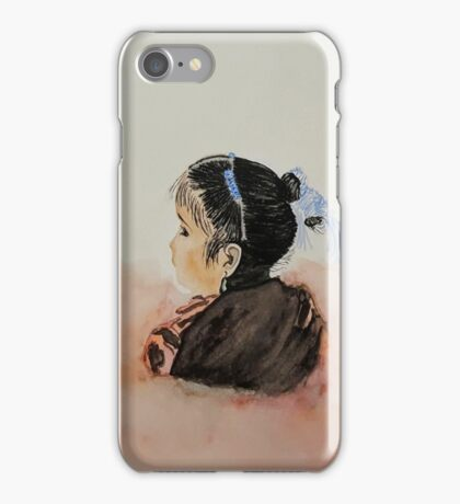 Watching and Learning iPhone Case/Skin