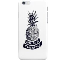 How About Them Pineapples iPhone Case/Skin