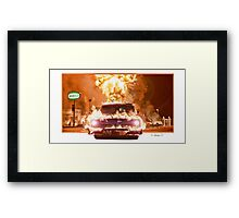 Christine Framed Print
