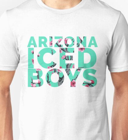 Arizona Green Ice Tea Boys w/ Yung Lean Unisex T-Shirt