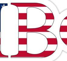 Pi Beta Phi - USA Sticker