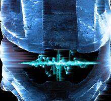 Halo Master Chief Helmet Sticker