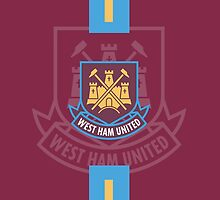 WEST HAM UNITED 10 by arisfebriyanto