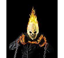 Ghost Rider Photographic Print
